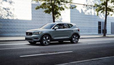 Volvo XC40 2018, arriva il crossover compatto del marchio svedese