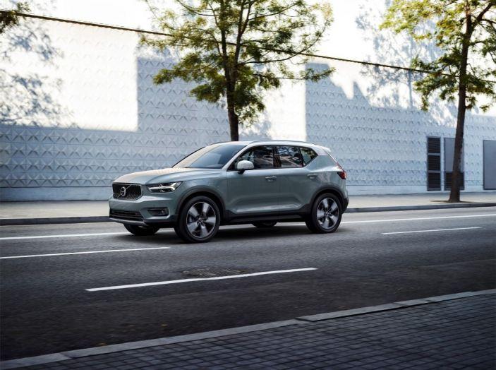 Volvo XC40 2018, arriva il crossover compatto del marchio svedese - Foto 5 di 28