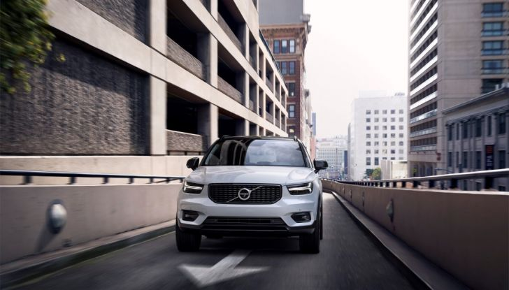 Volvo XC40 2018, arriva il crossover compatto del marchio svedese - Foto 10 di 28