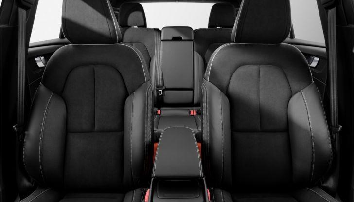 Volvo XC40 2018, arriva il crossover compatto del marchio svedese - Foto 28 di 28