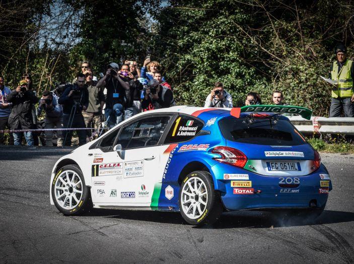 """Paolo Andreucci (9 volte campione italiano rally): """"Partiamo fiduciosi e all'attacco al Rally di Roma"""" - Foto 4 di 4"""