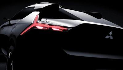Mitsubishi e-Volution Concept, il SUV coupé sportivo elettrico