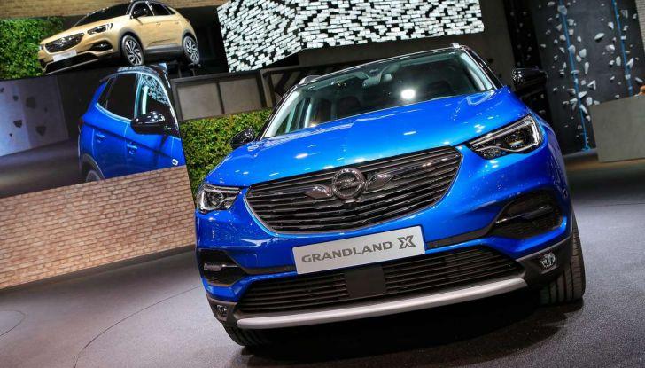 Opel Grandland X - Foto 13 di 16