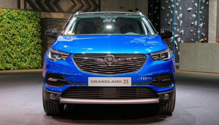 Opel Grandland X - Foto 5 di 16