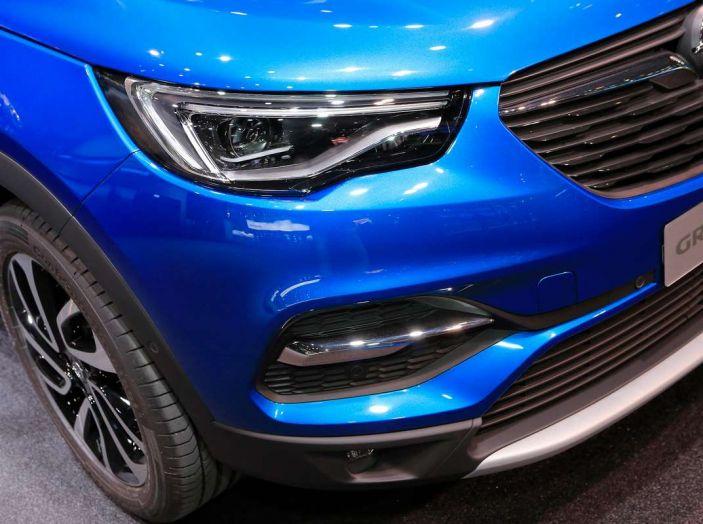 Opel Grandland X - Foto 6 di 16