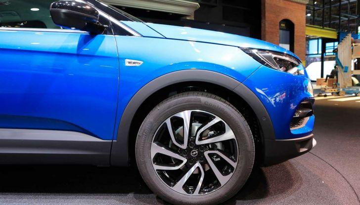 Opel Grandland X - Foto 11 di 16