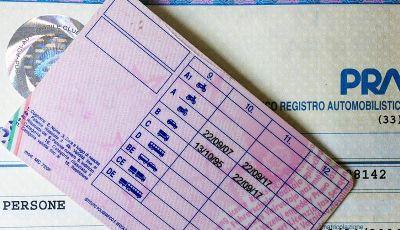 Archivio nazionale online della patente auto