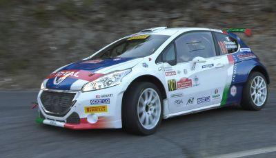Rally di Roma – Peugeot pubblica il video dello shakedown