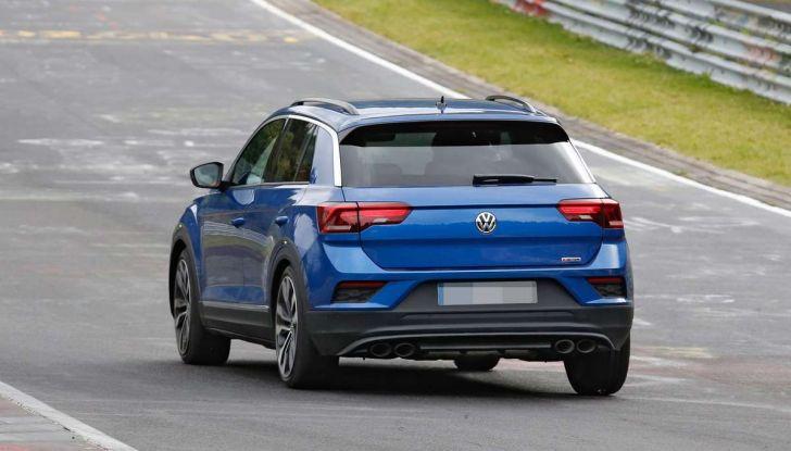 Volkswagen T-Roc R, la versione sportiva del SUV compatto - Foto 2 di 11