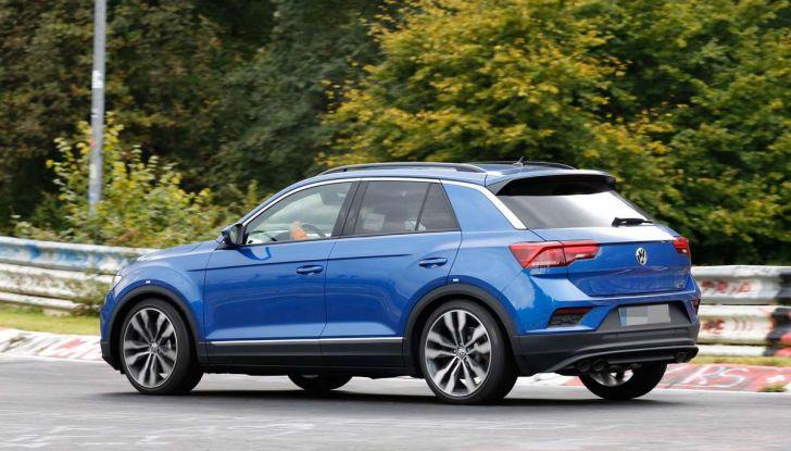Volkswagen T-Roc R, la versione sportiva del SUV compatto - Foto 11 di 11
