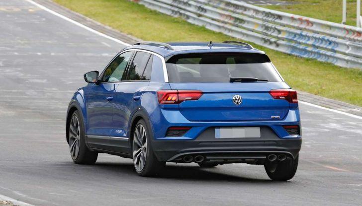 Volkswagen T-Roc R, la versione sportiva del SUV compatto - Foto 4 di 11
