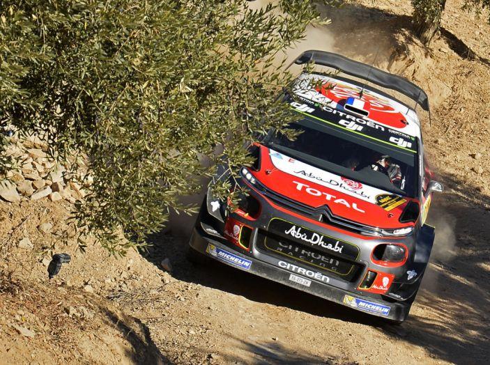 WRC Spagna – Giorno 1: la C3 WRC di Meeke chiude al terzo posto. - Foto 11 di 11