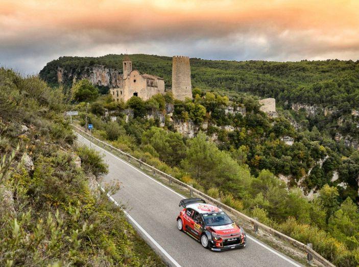WRC Spagna – Giorno 2: al primo posto la C3 WRC di Meeke. - Foto 6 di 7