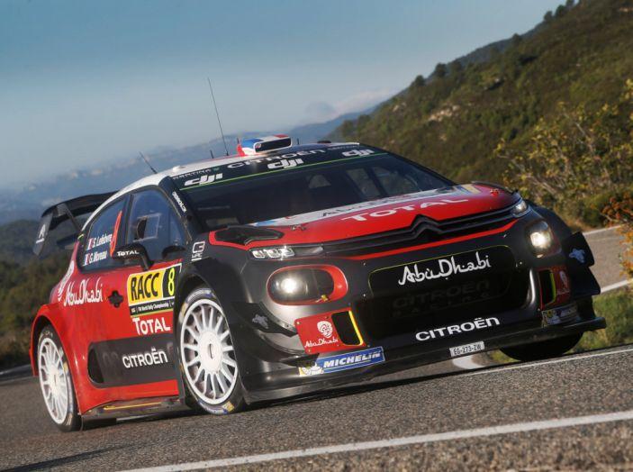 WRC Spagna – Giorno 3: la vittoria di Kris Meeke con Citroën C3 WRC - Foto 3 di 8