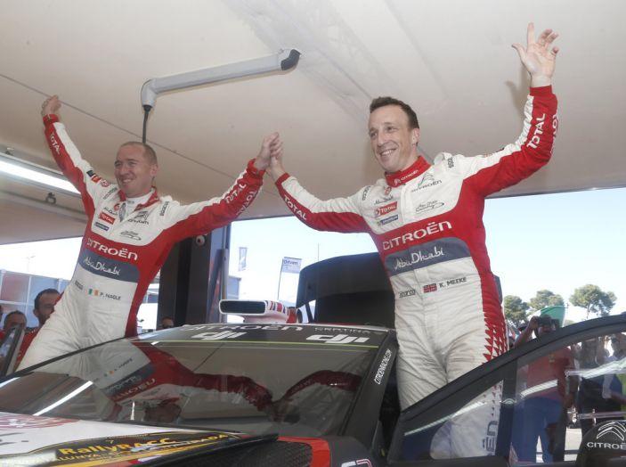 WRC Spagna – Giorno 3: la vittoria di Kris Meeke con Citroën C3 WRC - Foto 1 di 8
