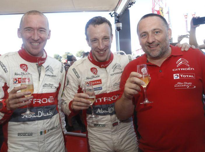 WRC Spagna: l'intervista a Yves Matton, Direttore di Citroën Racing - Foto 2 di 2