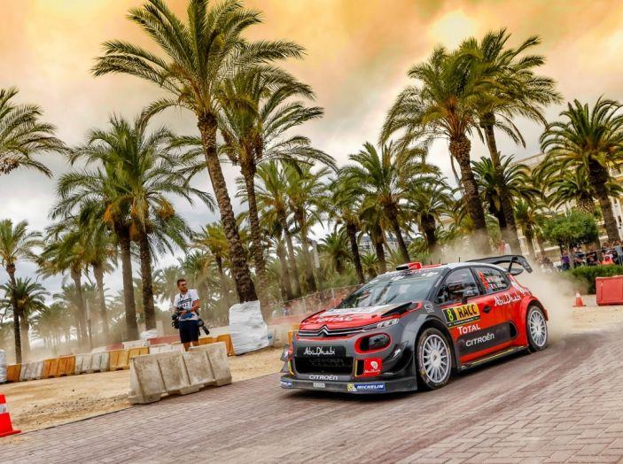 WRC Spagna – Giorno 3: la vittoria di Kris Meeke con Citroën C3 WRC - Foto 4 di 8