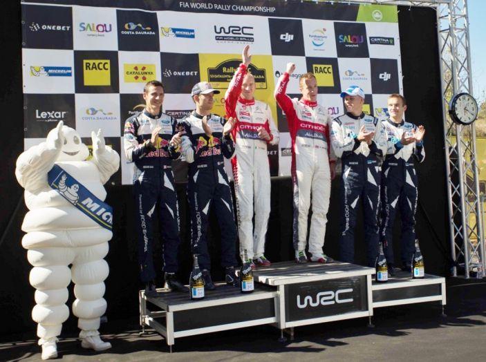 WRC Spagna – Giorno 3: la vittoria di Kris Meeke con Citroën C3 WRC - Foto 5 di 8
