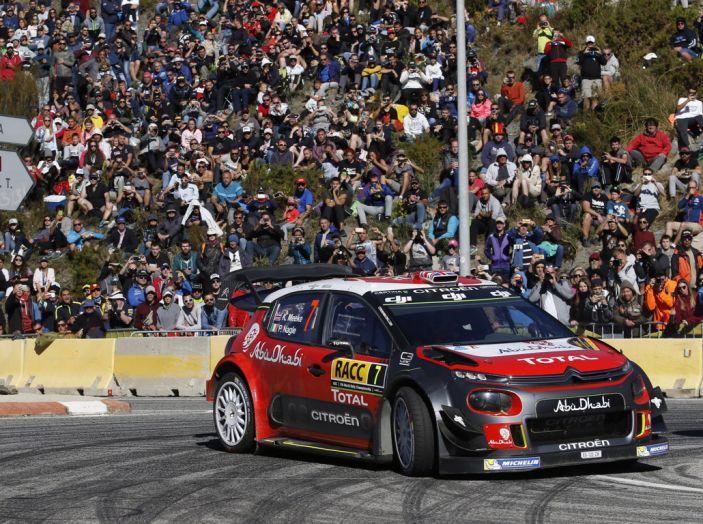 WRC Spagna – Giorno 3: la vittoria di Kris Meeke con Citroën C3 WRC - Foto 6 di 8