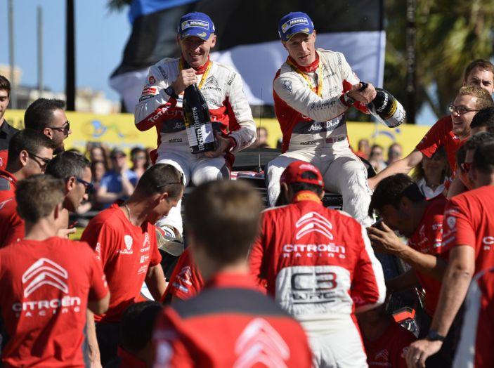 WRC Spagna – Giorno 3: le dichiarazioni del team Citroën - Foto 5 di 5