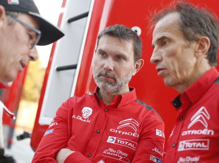 WRC Spagna – Giorno 2: le dichiarazioni del team Citroën - Foto 8 di 10