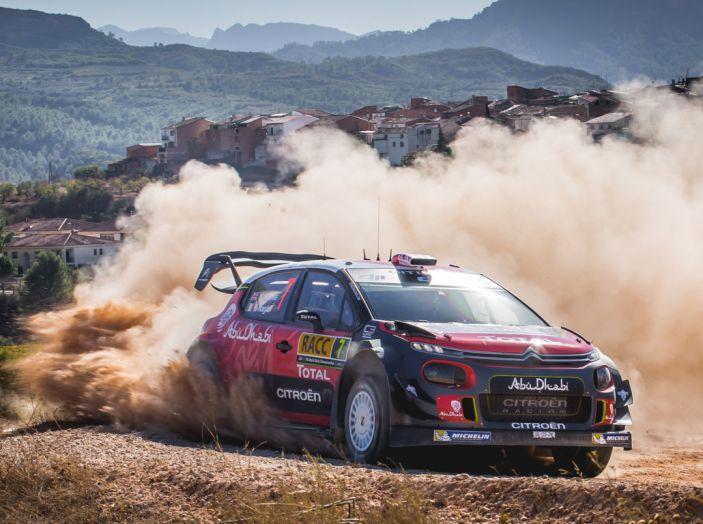 WRC Spagna – Giorno 1: la C3 WRC di Meeke chiude al terzo posto. - Foto 1 di 11