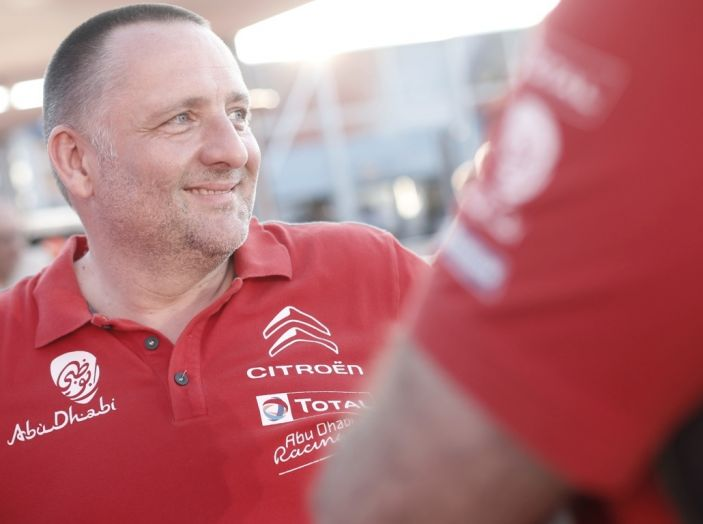 WRC Spagna: l'intervista a Yves Matton, Direttore di Citroën Racing - Foto 1 di 2
