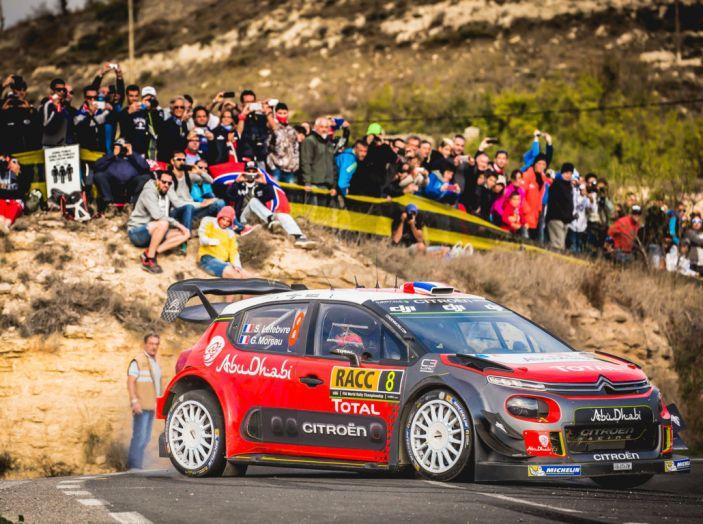 WRC Spagna – Giorno 2: al primo posto la C3 WRC di Meeke. - Foto 3 di 7