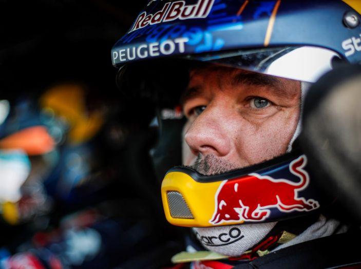 Rally del Marocco – voce a Peugeot dopo la tappa 1 - Foto 1 di 2
