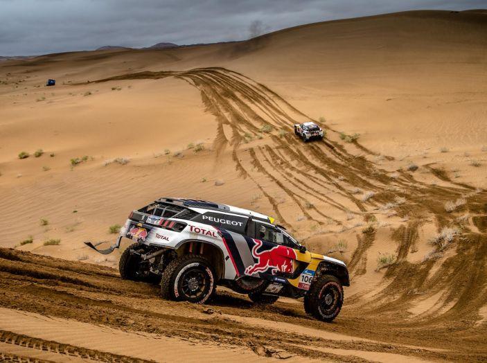 Rally del Marocco – Loeb porta a casa la prima vittoria per Peugeot - Foto 2 di 2