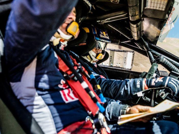 Rally del Marocco – Voce al Team Peugeot - Foto 2 di 3