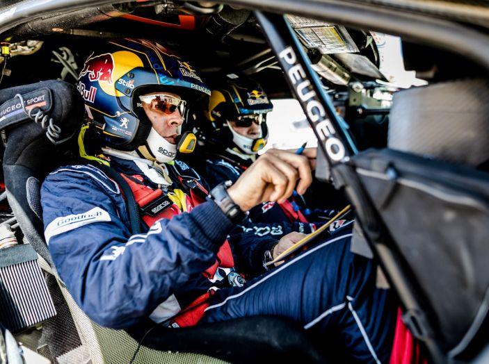 Rally del Marocco – Voce al Team Peugeot - Foto 1 di 3