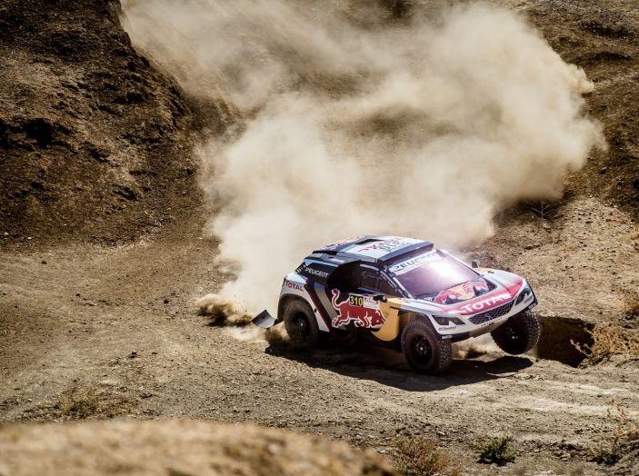 Rally del Marocco – Partenza prudente per i piloti Peugeot - Foto 3 di 3