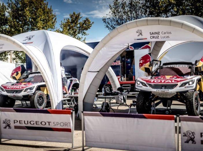 Rally del Marocco – Voce al Team Peugeot - Foto 3 di 3