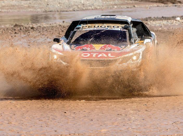 Rally del Marocco – Voce a Loeb e Sainz - Foto 2 di 3