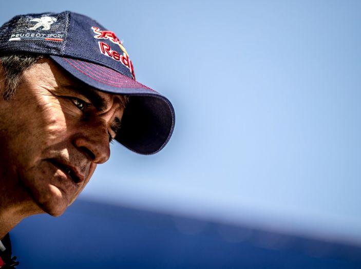 Rally del Marocco – Voce a Loeb e Sainz - Foto 3 di 3