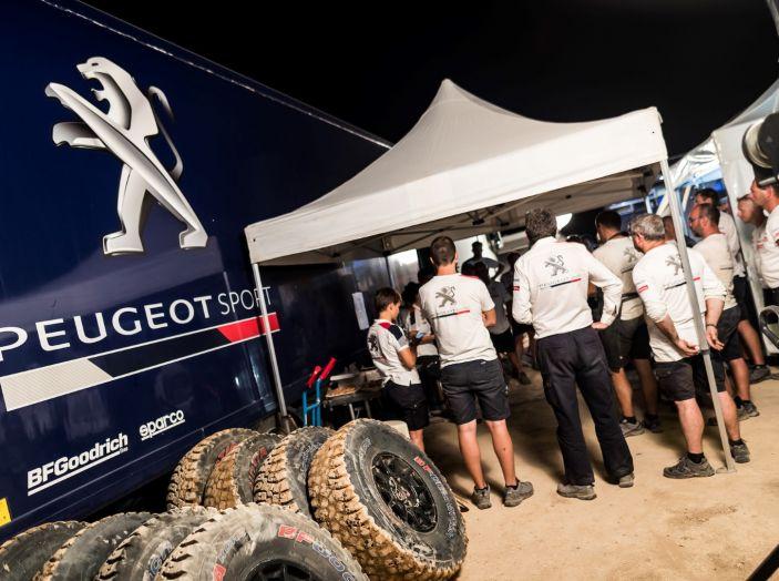 Rally del Marocco – Voce a Loeb e Sainz - Foto 1 di 3