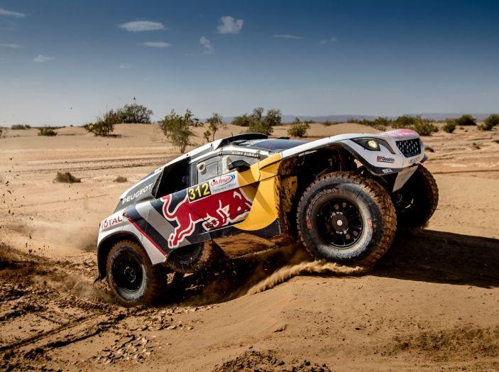 Rally del Marocco – Dopo Tappa 3 parlano i piloti Peugeot - Foto 3 di 3