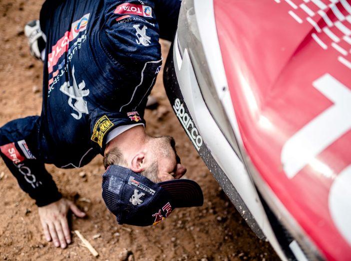 Rally del Marocco – Voce a Peugeot ad una tappa dalla fine - Foto 1 di 3