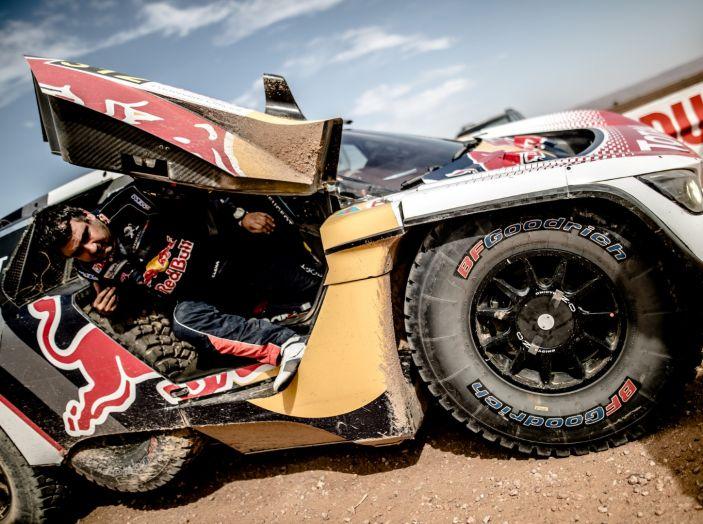 Rally del Marocco – Voce a Peugeot ad una tappa dalla fine - Foto 2 di 3