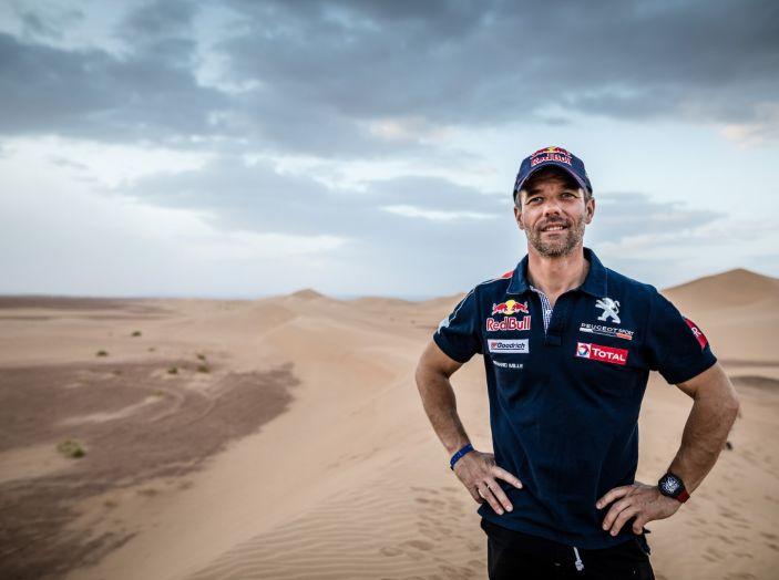 Rally del Marocco – Voce a Peugeot ad una tappa dalla fine - Foto 3 di 3
