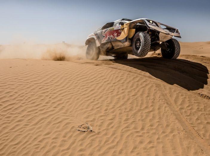 Peugeot sul podio del Rally del Marocco - Foto 2 di 5