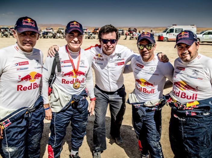 Rally del Marocco – Una importante esperienza per Peugeot - Foto 1 di 3