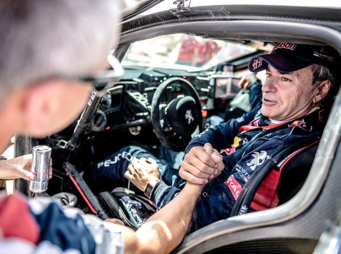 Rally del Marocco – Una importante esperienza per Peugeot - Foto 3 di 3