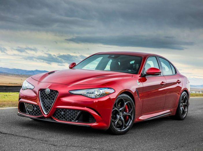 Alfa Romeo, la stampa USA celebra la crescita del marchio - Foto 9 di 18
