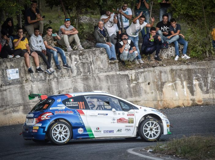Rally Due Valli – Peugeot punta al 10° titolo nel CIR - Foto 2 di 3