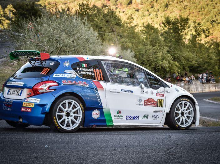 Rally Due Valli – Peugeot punta al 10° titolo nel CIR - Foto 3 di 3