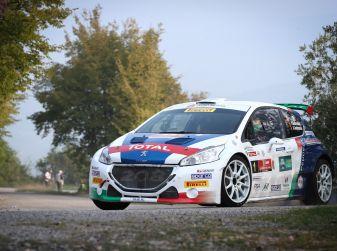 Peugeot vince il 10° titolo nel Campionato Italiano Rally