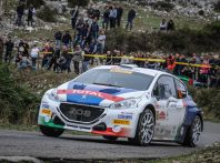 Rally Due Valli – Peugeot punta al 10° titolo nel CIR
