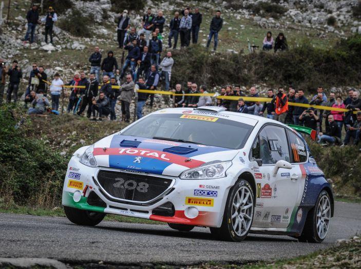 Rally Due Valli – Peugeot punta al 10° titolo nel CIR - Foto 1 di 3